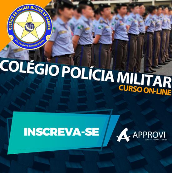 COLÉGIO DA POLÍCIA MILITAR (CPM)
